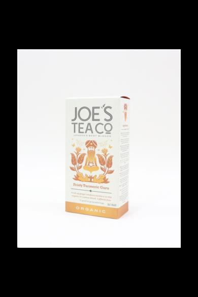 Joe's  Energikus kurkuma Guru bio tea