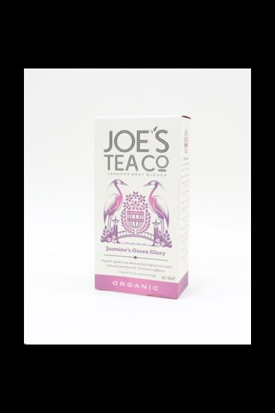 Joe's Zöld Jázmin glóriával bio tea