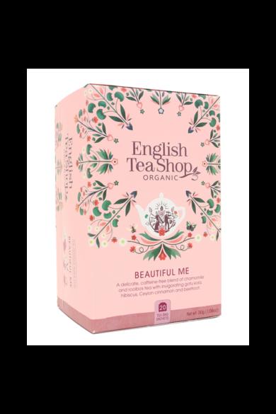 ETS 20 Wellness Beautiful Me bio tea új