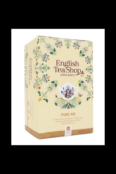 ETS 20 Wellness Pure Me -Tisztító bio tea