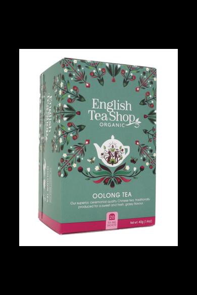 ETS 20 Oolong bio tea új