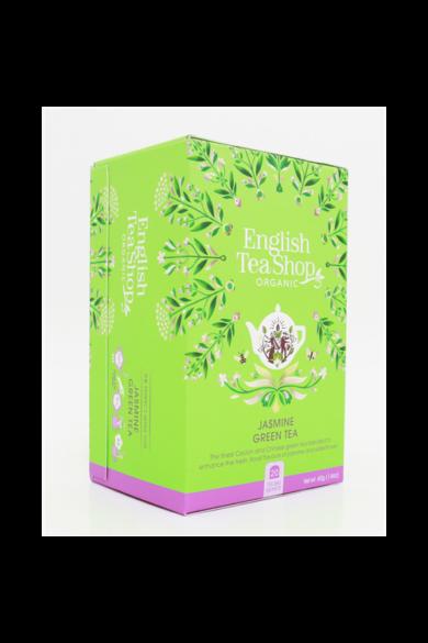 ETS 20 Zöld bio tea jázminnal új