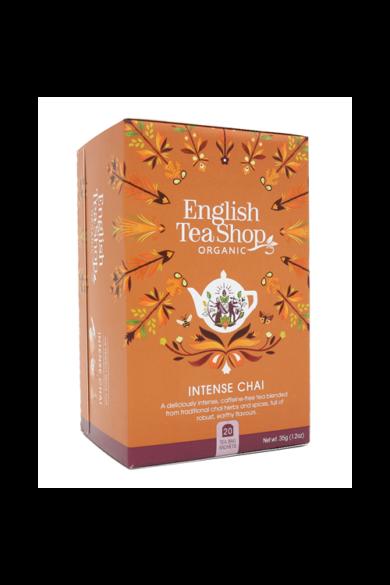 ETS 20 Intenzív chai bio tea új
