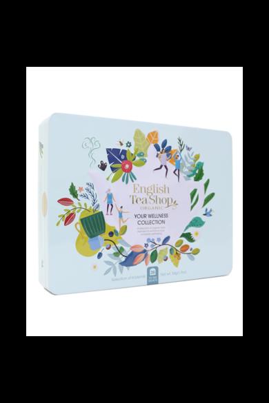 """ETS 36 Ajándék a """"Te wellness bio teaválogatásod"""" (kék)"""