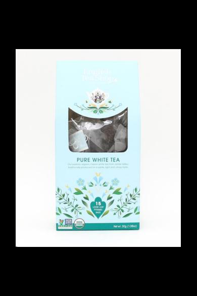 ETS 15 Fehér bio tea-új