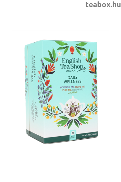 ETS 20 Daily wellness bio tea