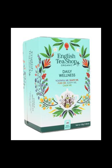 ETS 20 Daily wellness bio tea