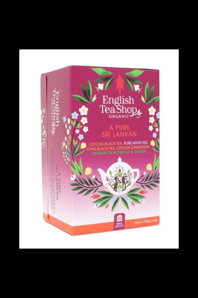 ETS 20 Pure Sri Lankai bio tea